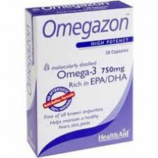 HEALTH AID OMEGAZON 750MG BLISTER 30caps