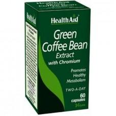 HEALTH AID GREEN COFFEE BEAN EXTRACT 60vecaps
