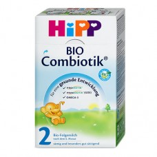 HiPP 2 BIO COMBIOTIC ΒΡΕΦΙΚΟ ΓΑΛΑ 600GR