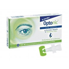 INTERMED OPTONIC® Drops (CE) 10 x 0,5ml