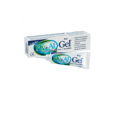 INTERMED HY + AL GEL Healing of soft tissues of oral cavity 30GR