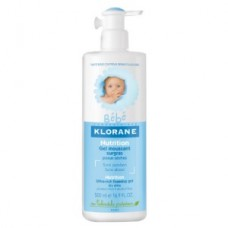 KLORANE BEBE NUTRITION GEL MOUSSANT SURGRAS 500ML