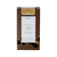 KORRES ARGAN OIL ADVANCED COLORANT 8.7 ΚΑΡΑΜΕΛΑ 145ml