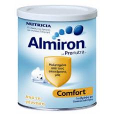 NUTRICIA ALMIRON COMFORT ΓΙΑ ΒΡΕΦΗ ΜΕ ΔΥΣΚΟΙΛΙΟΤΗΤΑ 400GR