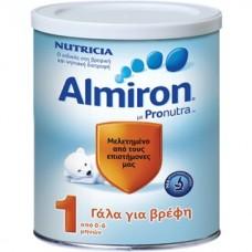 NUTRICIA ALMIRON 1 Almiron #1 0-6 Months 400g
