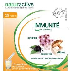 NATURACTIVE IMMUNITE 15φακελίσκοι (υγρό)
