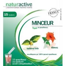 NATURACTIVE MINCEUR 15φακελίσκοι (υγρό)