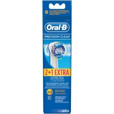 ORAL B Vitality Precision Clean 2+1 Free Gift Replacement Brushes