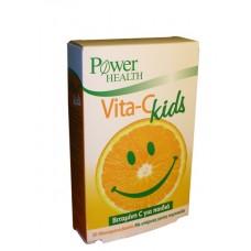 POWER HEALTH VITA-C KIDS 30μασώμενα δισκία