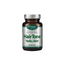 POWER HEALTH CLASSICS PLATINUM HAIR TONE NAILS & SKIN 30caps