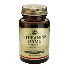 SOLGAR L-THEANINE 150MG 30VCAPS