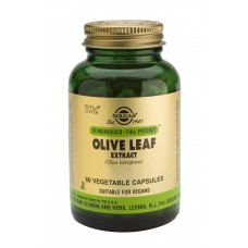 SOLGAR OLIVE LEAF EXTRACT 60VCAPS
