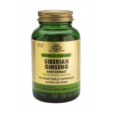 SOLGAR SIBERIAN GINSENG ROOT EXTRACT 60VCAPS