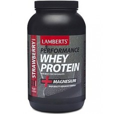 LAMBERTS WHEY PROTEIN STRAWBERRY 1000gr