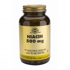 SOLGAR NIACIN 500MG 100VCAPS