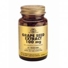 SOLGAR GRAPE SEED EXTRACT 100MG 30VCAPS