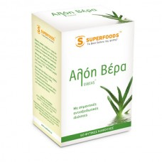 SUPERFOODS ALOE VERA EUBIAS 300mg 50caps