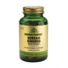 SOLGAR SFP KOREAN GINSENG ROOT EXTRACT 60VCAPS