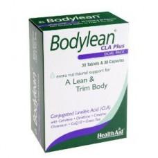HEALTH AID BODYLEAN CLA PLUS 30caps+30tabs