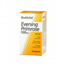 HEALTH AID EVENING PRIMROSE OIL 1,3gr 30caps