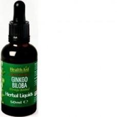 HEALTH AID GINKGO BILOBA LIQUID 50ml