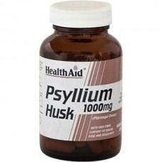 HEALTH AID PSYLLIUM HUSK 1000MG 60vecaps