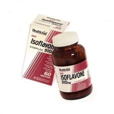 HEALTH AID ISOFLAVONE SOY 910MG P.R. 30vetabs