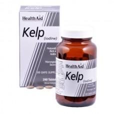 HEALTH AID KELP - Iodine 240vetabs