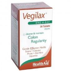 HEALTH AID VEGILAX 30tabs