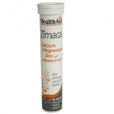 Health Aid ZIMACAL, 20tablets