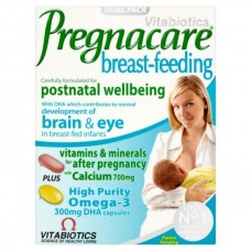 VITABIOTICS PREGNACARE BREAST-FEEDING 56tabs  / 28caps
