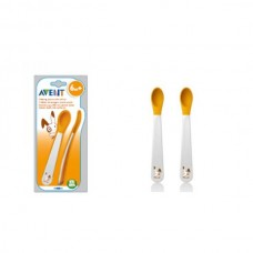 AVENT Toddler weaning spoons 6m+