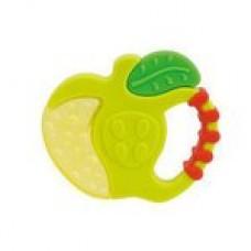 Fresh Relax Baby Teething Rings - Cooling Teether (APPLE) 4m+