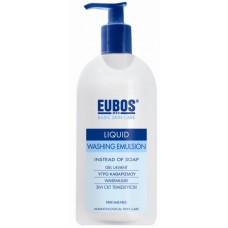 EUBOS LIQUID BLUE 400ML