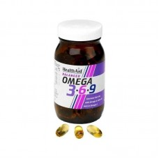 HEALTH AID OMEGA 3-6-9 1155MG 90caps