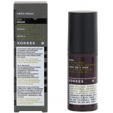 Korres Men's Cream SPF6 - Borage 50ml