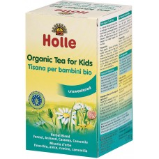 Holle Βρεφικό-παιδικό Τσάι 30gr