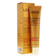 Lierac Sunissime Energizing Protective Fluid Global Anti Aging SPF50+ 40ml