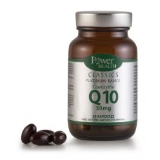 POWER HEALTH CLASSICS PLATINUM COENZYME Q10 30softcaps