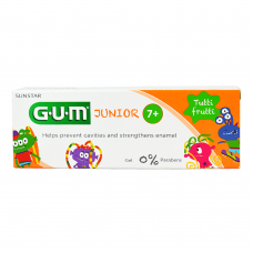 GUM Junior Οδοντόκρεμα 7-12 Ετών Tutti-Frutti 50ml