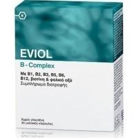 Eviol B-Complex 30 μαλακές κάψουλες