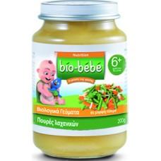 Bio-Bebe Nutrition Βιολογική Βρεφική Τροφή Πουρές Λαχανικών 200gr