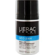 Lierac Homme Deo 24h Non-Stop Roll-On 50ml