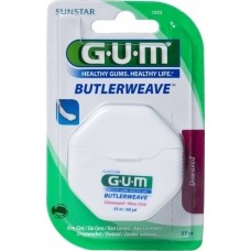 GUM ButlerWeave 55m Unwaxed