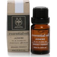 Apivita Essential Oil Γιασεμί 10% Διάλυμα σε Έλαιο Jojoba 10ml