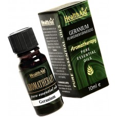 HEALTH AID AROMATHERAPY GERANIUM OIL 10ml