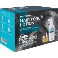 Frezyderm Hair Force Lotion 100ml & Monodose Day/Night 6*10ml