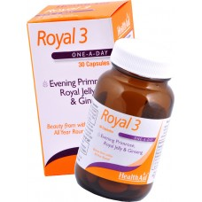 HEALTH AID ROYAL 3 EPO/ROYAL/GINSENG 30caps