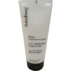 GALENIC PUR 2 EN 1 DEMAQUILLANT 200ml