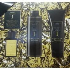 Korres Gift Set For Her I Freesia, Patchouli, Vanilla, Bergamot Eau de Parfum 50ml & Body Milk 125ml & Shower Gel 250ml